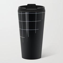 Broken Grid Travel Mug