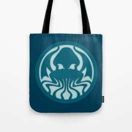 Myths & monsters: Cthulhu Tote Bag