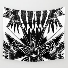 Seed Pattern Wall Tapestry