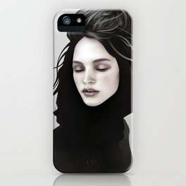 Elsewhere Girl iPhone Case