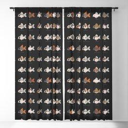 Corydoras! Blackout Curtain