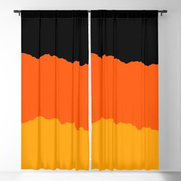 There's Gold in Them There Hills Blackout Curtain