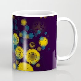 Purple Pattern Coffee Mug