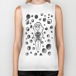 Sleep-away Anxiety Biker Tank