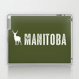 Deer: Manitoba, Canada Laptop & iPad Skin