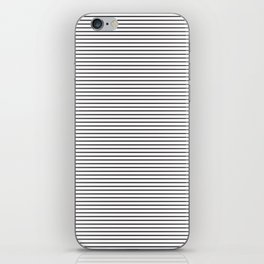 line blend iPhone Skin