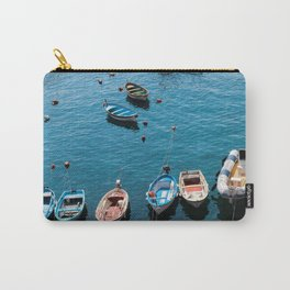 Docked Boats Carry-All Pouch