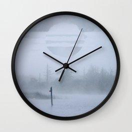 Waterline Wall Clock