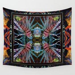 Scorpion Fish Mandala Wall Tapestry