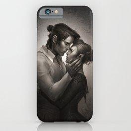 Cassian & Nesta iPhone Case
