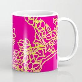 Vivid Bonsai Coffee Mug