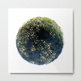 Planet #005 Metal Print