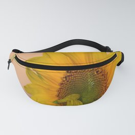 Mammoth Sunflower Fanny Pack