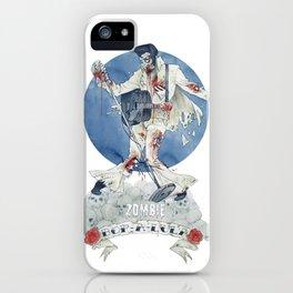 Zombie bop-a-lula iPhone Case