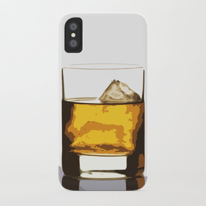 Old Scotch Whiskey iPhone Case