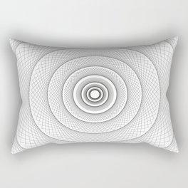 Tangents Rectangular Pillow