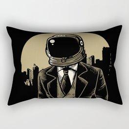 Classic Astronaut Rectangular Pillow