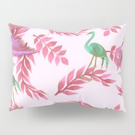 Flamingo rose Pillow Sham