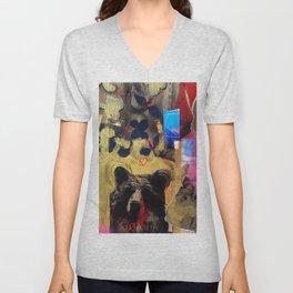 Bear Love Unisex V-Neck