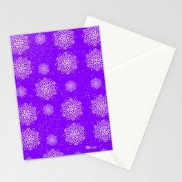 Purple Fantasia Stationery Cards