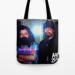 Meeting of the Mindz Tote Bag