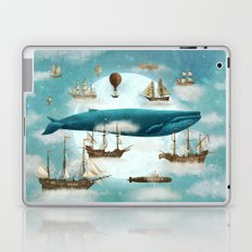 Ocean Meets Sky - revised Laptop & iPad Skin