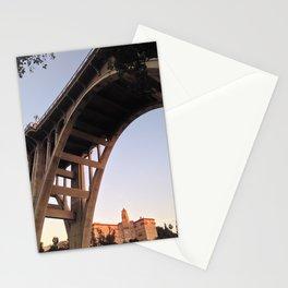 Under the Bridge Stationery Cards