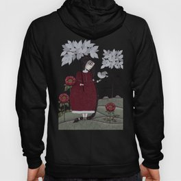 Winterbird, or Hope is a Thing With Feathers Hoody