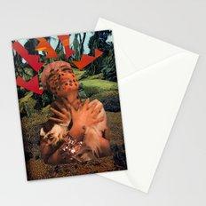 Lady Lightning Stationery Cards