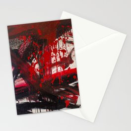 Blood on the Carpet Stationery Cards