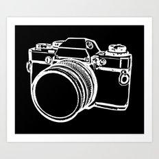 Camera 1 Art Print