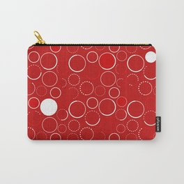 Circles Galore I Carry-All Pouch