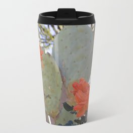Cactus Rose Travel Mug