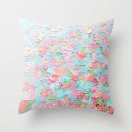 Arboretum Cherries Throw Pillow