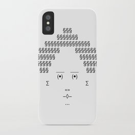 The Only Text Series - Gramma iPhone Case