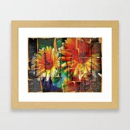 Brighten My Day Framed Art Print