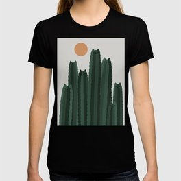 Cat and Plant 31 T-shirt