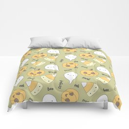 Trick Treat Boo I Comforters