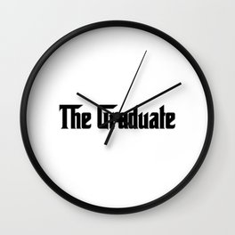 The Made Student Wall Clock