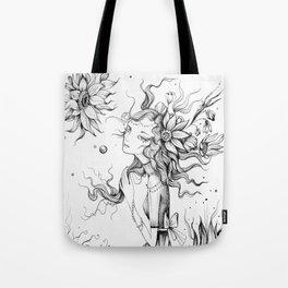 Plexus Solari Tote Bag