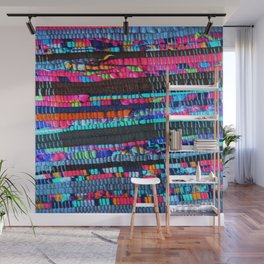 Colorful and Playfully Wall Mural