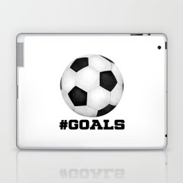 #Goals Laptop & iPad Skin