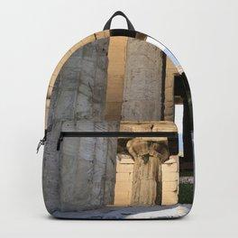 Greek Temple Backpack