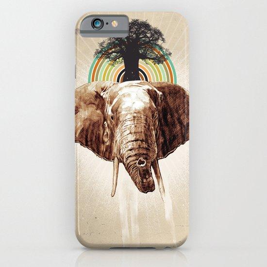 "Glue Network Print Series ""Environment & Animals"" iPhone & iPod Case"