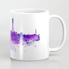 Johannesburg Skyline Coffee Mug