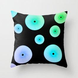 Spir-O Throw Pillow