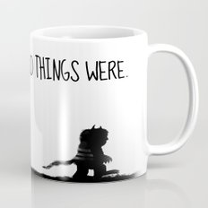 Where the wild things were. Mug
