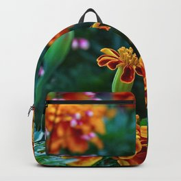 Marigold Garden Backpack