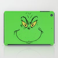 dr seuss iPad Cases featuring How The Grinch Stole Christmas (Dr. Seuss) by TOM / TOM
