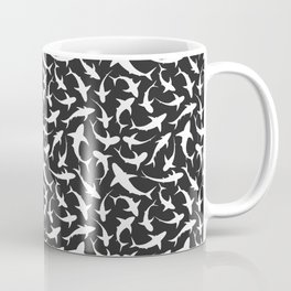 Sharks (inverted) Coffee Mug